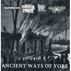 Nachtkrieger / Winterfrost / Blood Ritual (2) / Além-Homem – Ancient Ways Of Yore