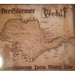 Der Sturmer / Wodulf - Paulistarum Terra Mater Live LP