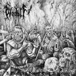 Wodulf – A Black Skullbanner Over Argentum Digipack