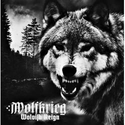 Wolfkrieg – Wolvish Reign LP