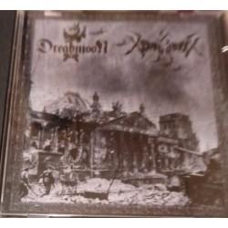 Dreadmoon / Xenophobia  – Xenophobia / Dreadmoon CD