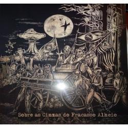 Ravendark's Monarchal Canticle – Sobre As Cinzas Do Fracasso Alheio LP