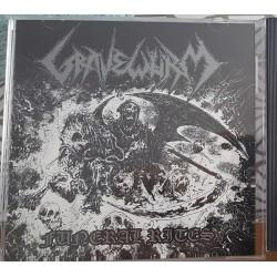 Gravewürm – Funeral Rites LP