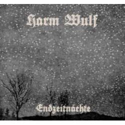 Harm Wulf – Endzeitnächte CD