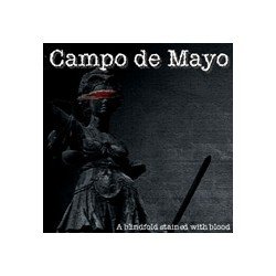 Campo De Mayo / Permafrost  ‎– A Blindfold Stained With Blood / Haunting The Forgotten CD